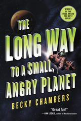 Chambers The Long way to a Small Angry Planet - ConQuesT 52