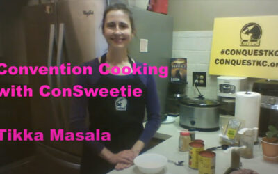 Cook Along with the ConSuite ConSweetie